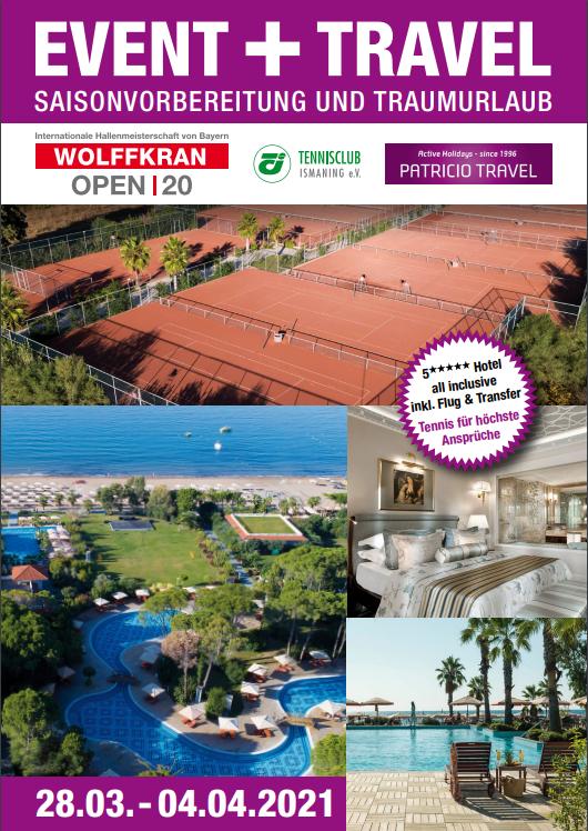 Tennisurlaub Ostern 2021