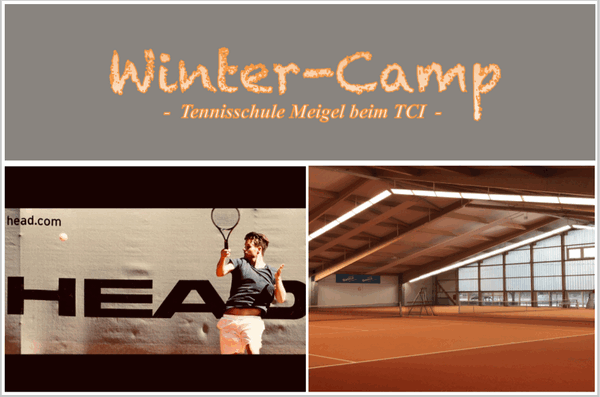 Winter Camp 02. bis 06. Januar 2020