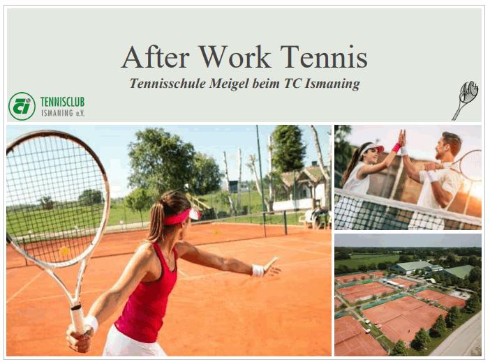 After Work Tennis