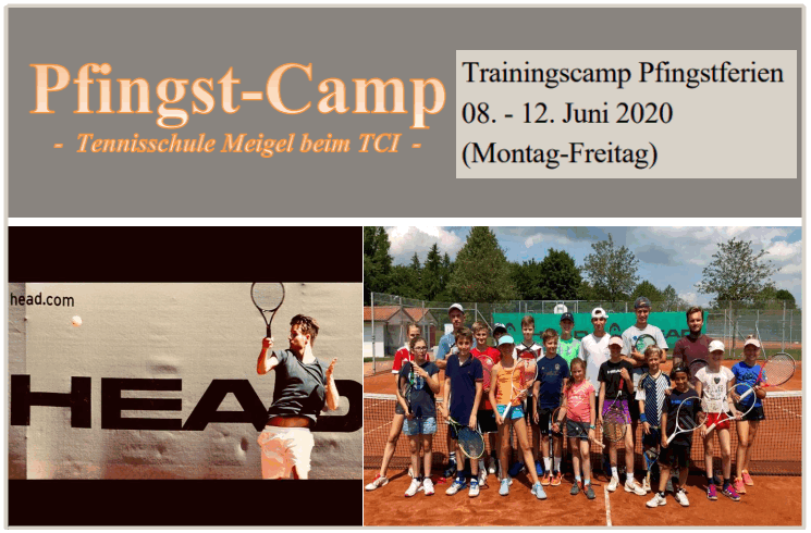 TCI Pfingst Tennis Camp